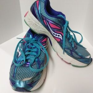 Saucony Guide 7 Power Grid Running Shoes Women